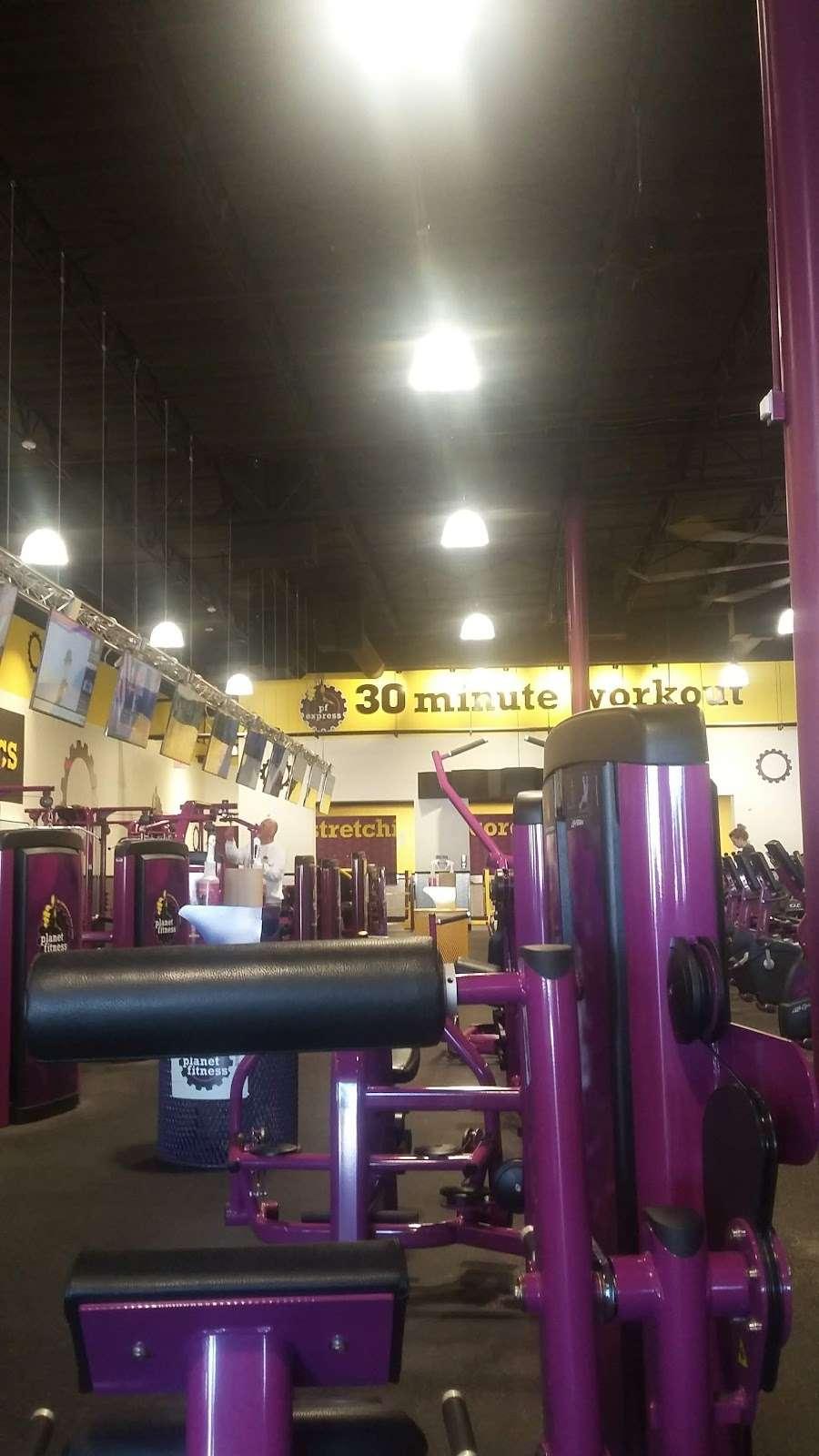 Planet Fitness 7565 W Peoria Ave Peoria Az 85345 Usa
