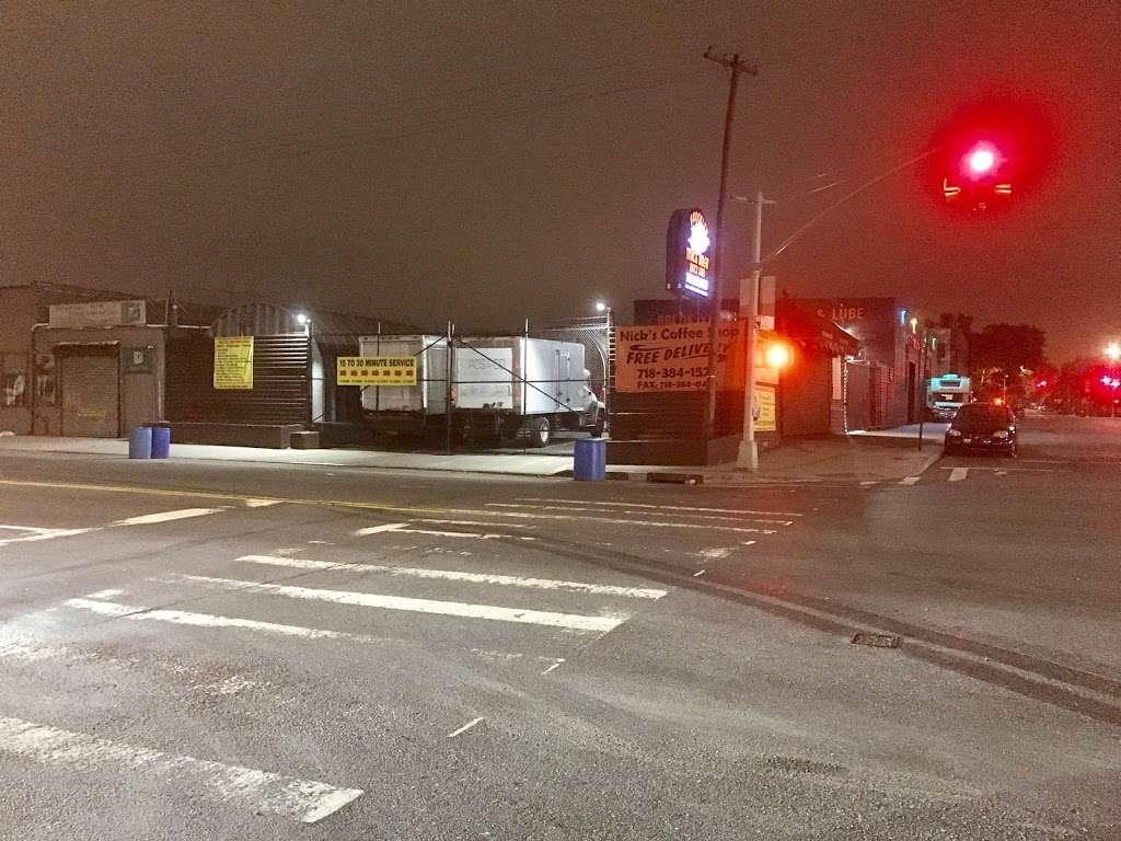 Brooklyn Truck Wash - car wash  | Photo 9 of 10 | Address: 184 Maspeth Ave, Brooklyn, NY 11211, USA | Phone: (718) 218-8150
