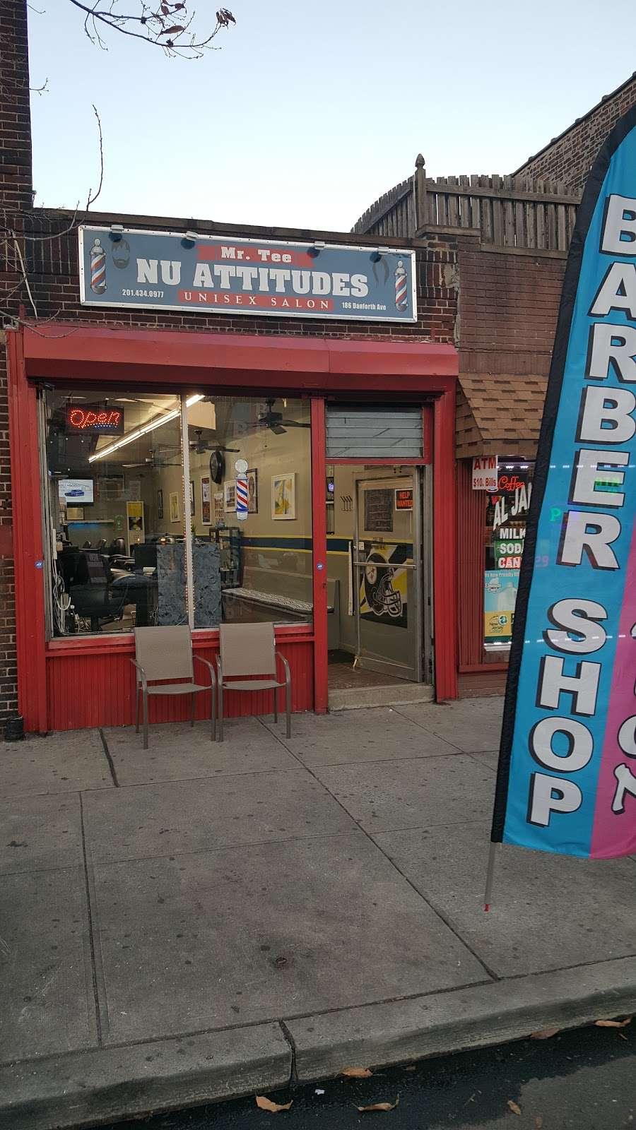 NU ATTITUDES UNISEX SALON - hair care  | Photo 2 of 10 | Address: 186 Danforth Ave, Jersey City, NJ 07305, USA | Phone: (201) 434-0977