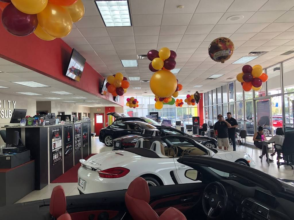 City Automotive City Mitsubishi & Isuzu - car dealer  | Photo 2 of 10 | Address: 10575 Atlantic Blvd, Jacksonville, FL 32225, USA | Phone: (904) 565-2489