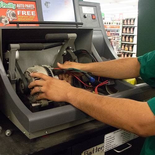 OReilly Auto Parts - electronics store  | Photo 6 of 9 | Address: 1807 W Audie Murphy Pkwy, Farmersville, TX 75442, USA | Phone: (972) 782-7987