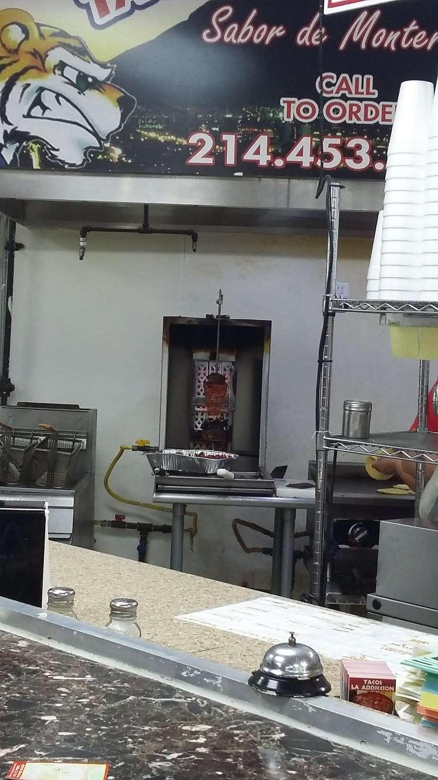 Tacos La Addiccion - restaurant  | Photo 4 of 10 | Address: 4970 W Illinois Ave, Dallas, TX 75211, USA | Phone: (214) 453-1580