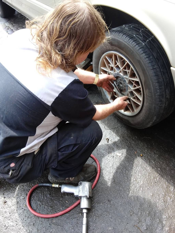 B & R Tire Services - car repair  | Photo 6 of 10 | Address: 4120 N Glenn Ave, Winston-Salem, NC 27105, USA | Phone: (336) 767-2910