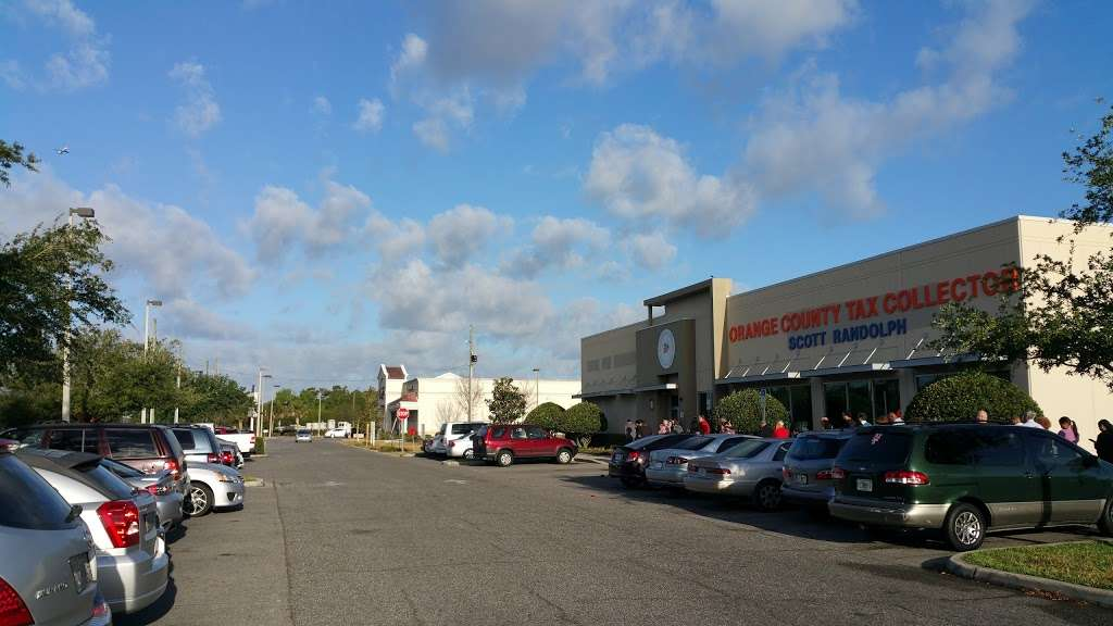 DMV - local government office  | Photo 9 of 10 | Address: 8185 Lee Vista Blvd, Orlando, FL 32829, USA | Phone: (407) 845-6200