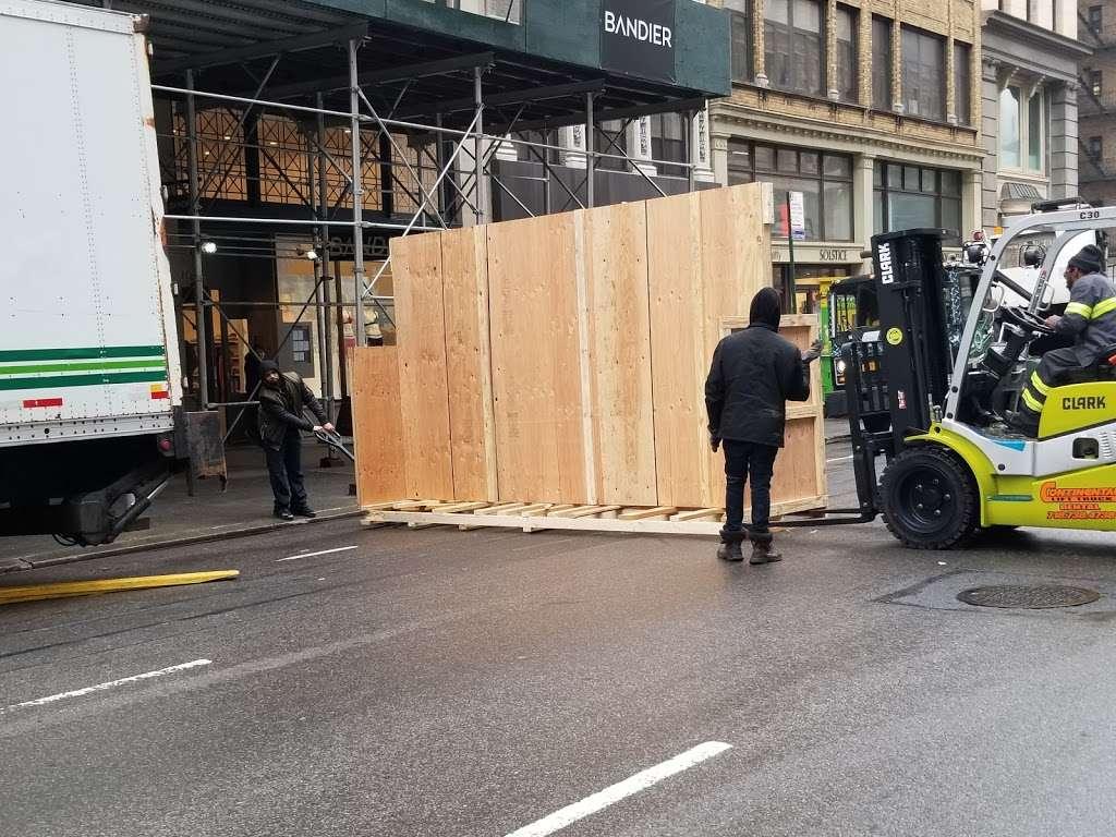 Apex Moving Nyc - moving company  | Photo 2 of 4 | Address: 407 A Monroe St, Brooklyn, NY 11221, USA | Phone: (917) 780-7664