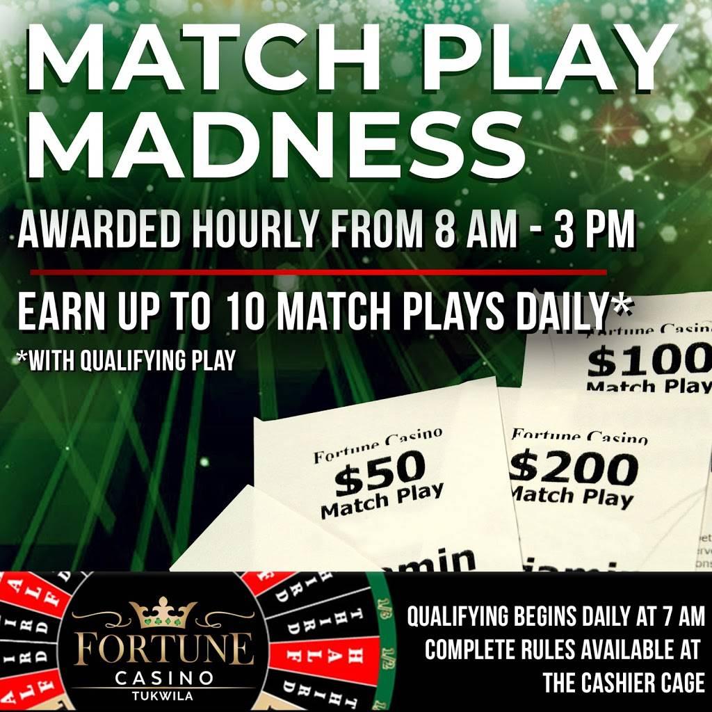 Fortune Casino Tukwila - restaurant  | Photo 9 of 10 | Address: 14025 Interurban Ave S, Tukwila, WA 98168, USA | Phone: (206) 243-1491