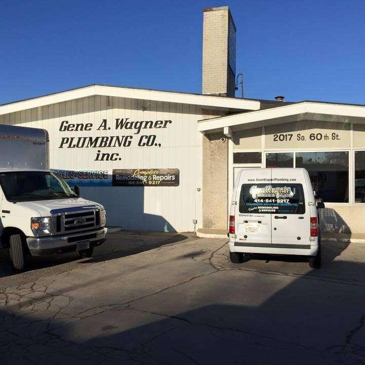 Gene Wagner Plumbing Co., Inc. - plumber  | Photo 4 of 10 | Address: 2017 S 60th St, Milwaukee, WI 53219, USA | Phone: (414) 541-9217