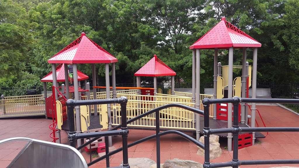 ELMHURST PARK - park    Photo 1 of 10   Address: Queens, NY 11373, USA
