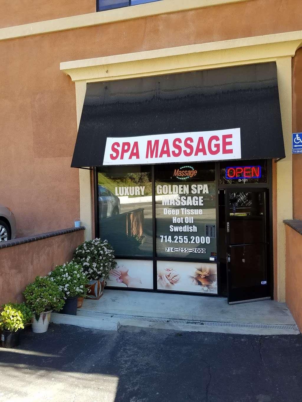 Luxury Golden Spa - spa  | Photo 1 of 5 | Address: 405 S State College Blvd B.101, Brea, CA 92821, USA | Phone: (714) 255-2000