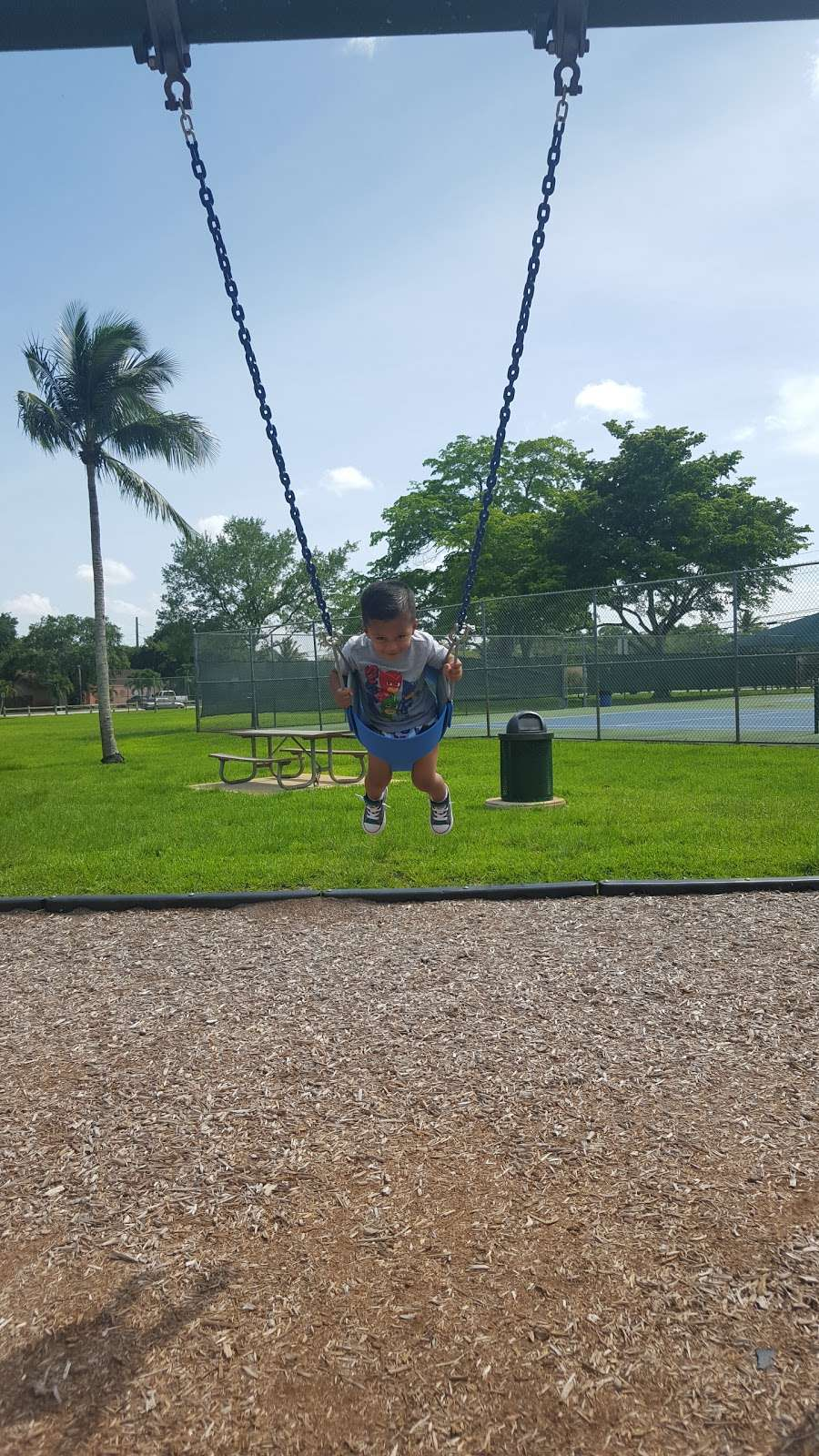Ted Ferone Park - park  | Photo 9 of 10 | Address: 5090 SW 106th Ave, Cooper City, FL 33328, USA | Phone: (954) 434-4300