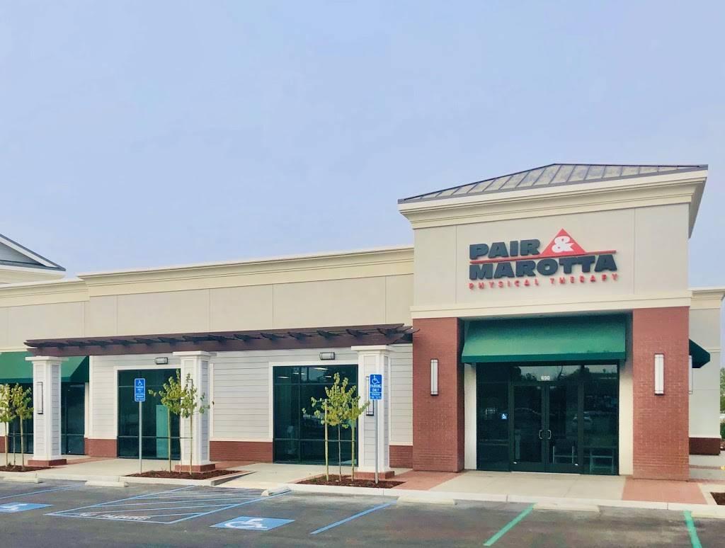 Pair & Marotta Physical Therapy - Buena Vista - health  | Photo 10 of 10 | Address: 4605 Buena Vista Rd Suite 690, Bakersfield, CA 93311, USA | Phone: (661) 282-8737
