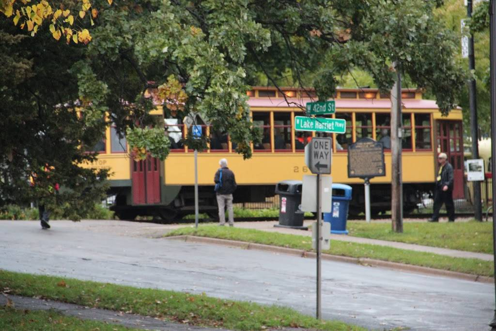 Como-Harriet Streetcar Line - museum  | Photo 5 of 7 | Address: 4200 Queen Ave S, Minneapolis, MN 55410, USA | Phone: (952) 922-1096