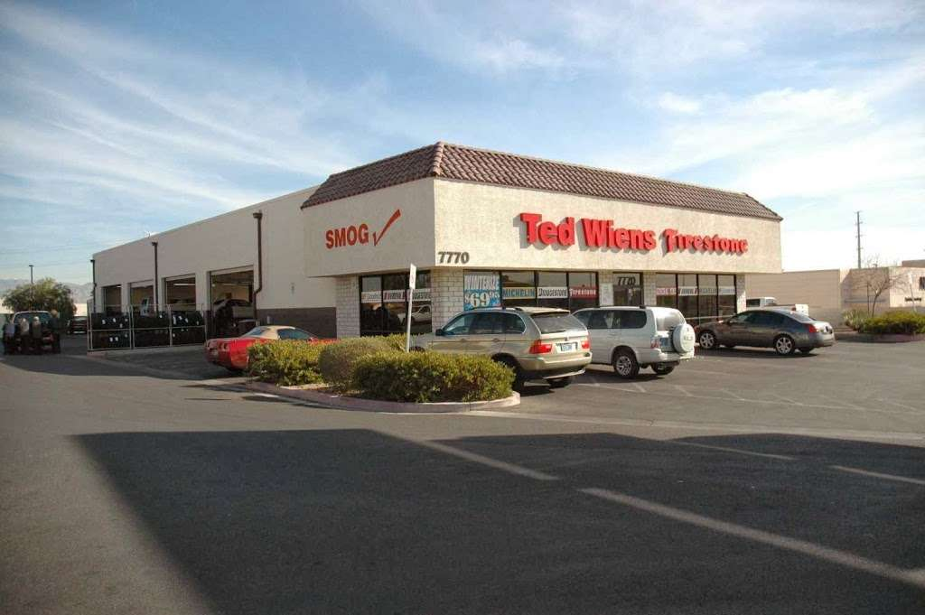 Ted Wiens Tire and Auto - car repair  | Photo 4 of 10 | Address: 7770 W Cheyenne Ave, Las Vegas, NV 89129, USA | Phone: (702) 939-8473
