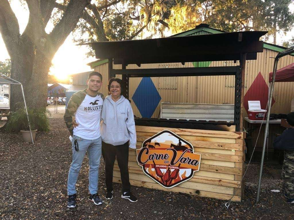 Carne en Vara en Orlando Fl. - restaurant  | Photo 10 of 10 | Address: 5022 S Flea Market, S Orange Blossom Trail, Orlando, FL 32839, USA | Phone: (321) 402-2962