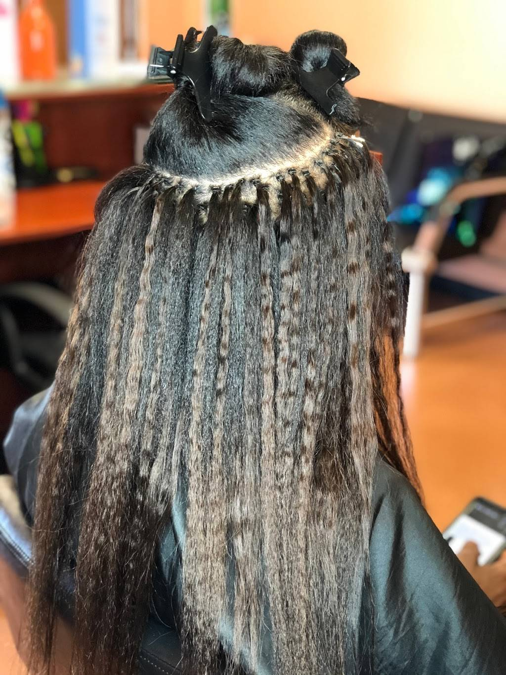 the Hair Scholars Salon - hair care  | Photo 4 of 8 | Address: 6017 Mableton Pkwy SW, Mableton, GA 30126, USA | Phone: (678) 437-5475