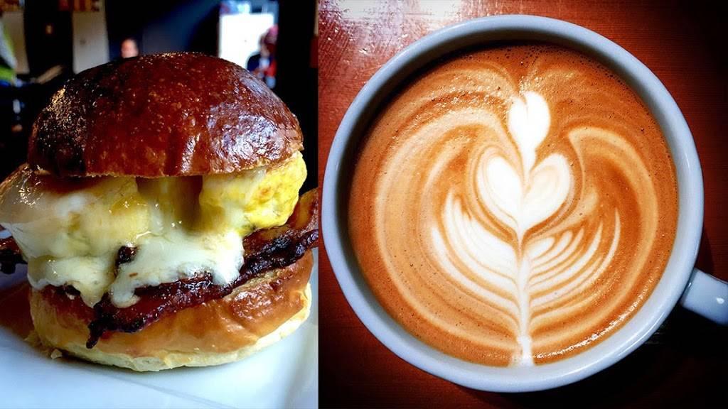 Jibe Espresso Bar - cafe  | Photo 2 of 10 | Address: 7001 Seaview Ave NW #170, Seattle, WA 98117, USA | Phone: (206) 494-3361