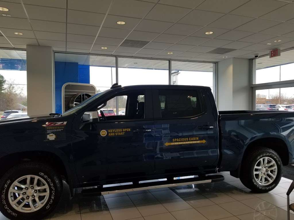 Northern Neck Chevrolet >> Northern Neck Chevrolet Car Dealer 18175 Kings Hwy