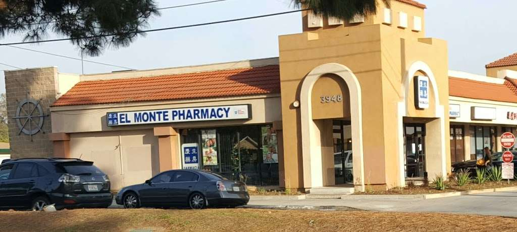 El Monte Pharmacy - pharmacy    Photo 1 of 5   Address: 3948 Peck Rd, El Monte, CA 91732, USA   Phone: (626) 448-2507