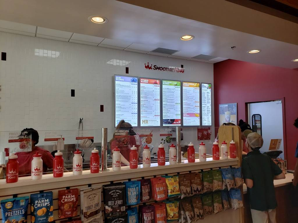 Smoothie King - meal delivery    Photo 7 of 7   Address: 4208 Lassiter Drive Suite J, Holly Springs, NC 27540, USA   Phone: (919) 285-2187