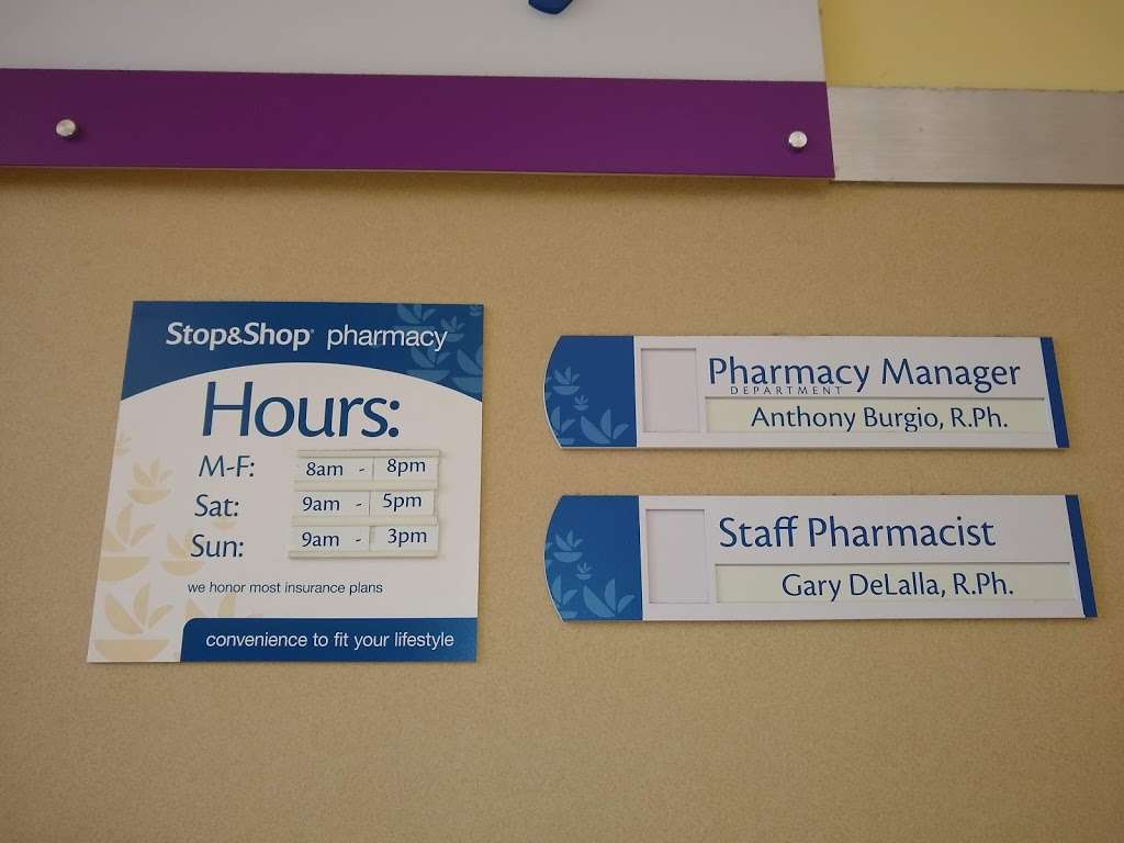 Stop N Shop Hours >> Stop Shop Pharmacy 670 N Broadway White Plains Ny