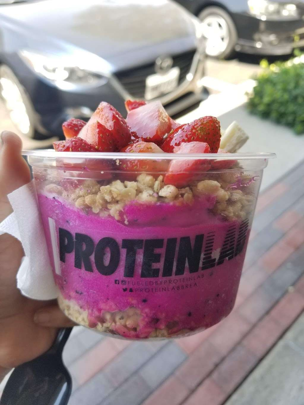 Protein Lab - meal takeaway  | Photo 4 of 10 | Address: 2500 E Imperial Hwy #106, Brea, CA 92821, USA | Phone: (657) 246-3122