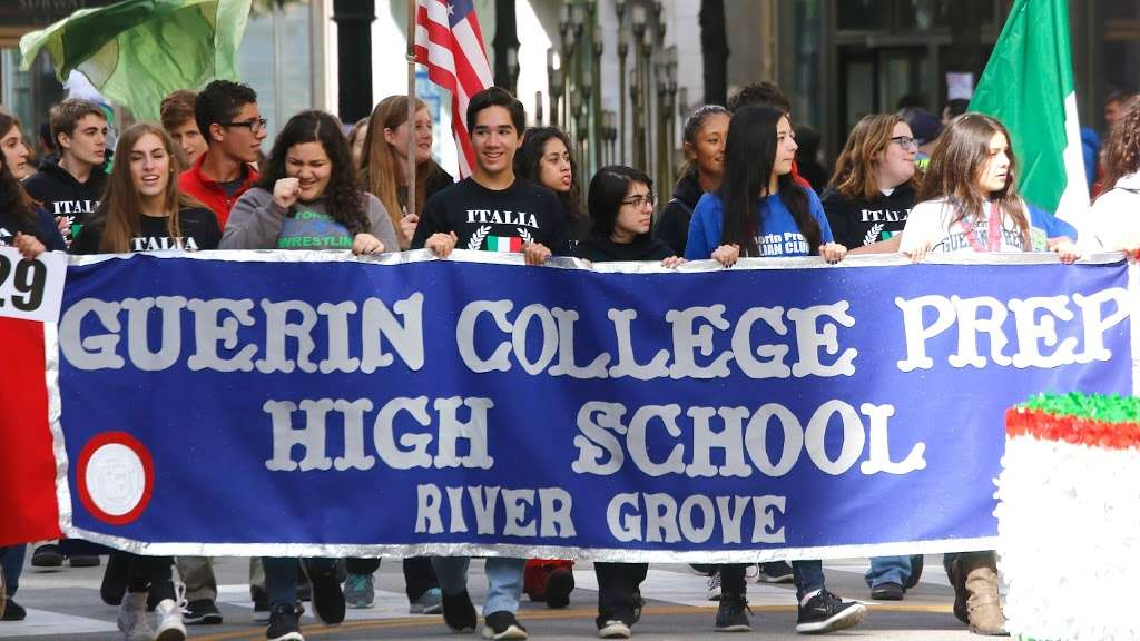 Guerin College Preparatory High School - school  | Photo 8 of 8 | Address: 8001 W Belmont Ave, River Grove, IL 60171, USA | Phone: (708) 453-6233
