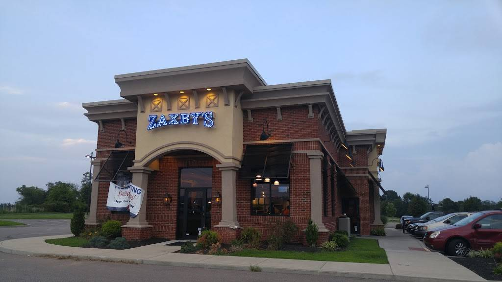 Zaxbys Chicken Fingers & Buffalo Wings - restaurant  | Photo 1 of 10 | Address: 2870 Technology Ave, New Albany, IN 47150, USA | Phone: (812) 725-7484