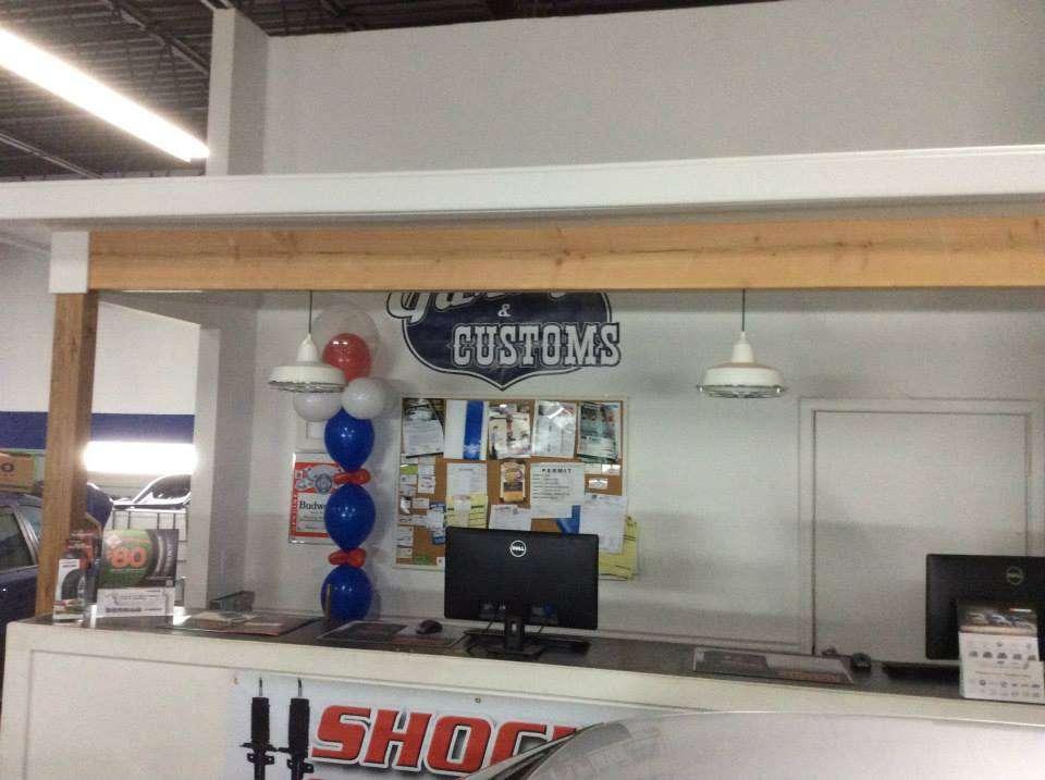 Joes Garage and Customs - car repair  | Photo 8 of 10 | Address: 2050 E Algonquin Rd, Algonquin, IL 60102, USA | Phone: (847) 458-1050