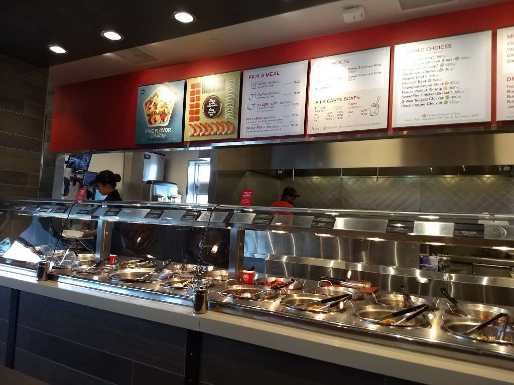 Panda Express - restaurant  | Photo 2 of 10 | Address: 1225 N Dupont Hwy, Dover, DE 19901, USA | Phone: (302) 734-4798