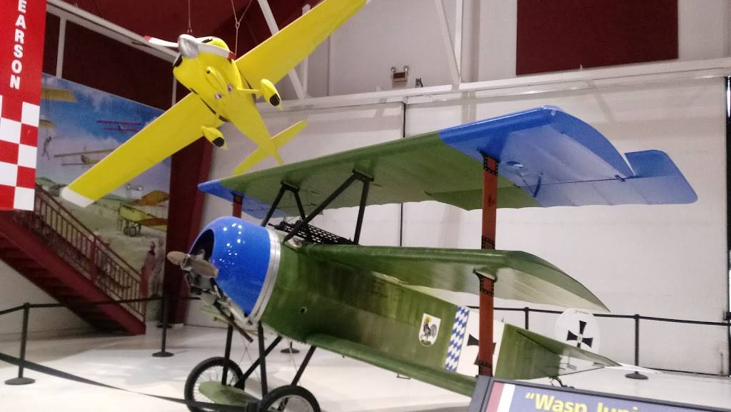 Pearson Air Museum - museum  | Photo 2 of 9 | Address: 1115 E 5th St, Vancouver, WA 98661, USA | Phone: (360) 816-6232