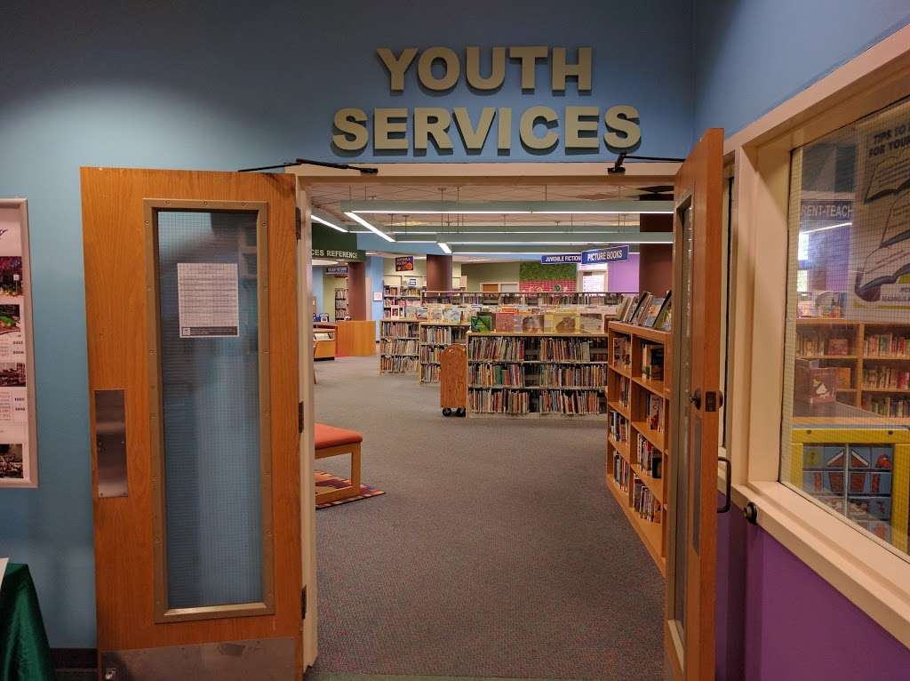 Somerset County Library System of New Jersey - library  | Photo 9 of 10 | Address: 1 Vogt Dr, Bridgewater, NJ 08807, USA | Phone: (908) 526-4016