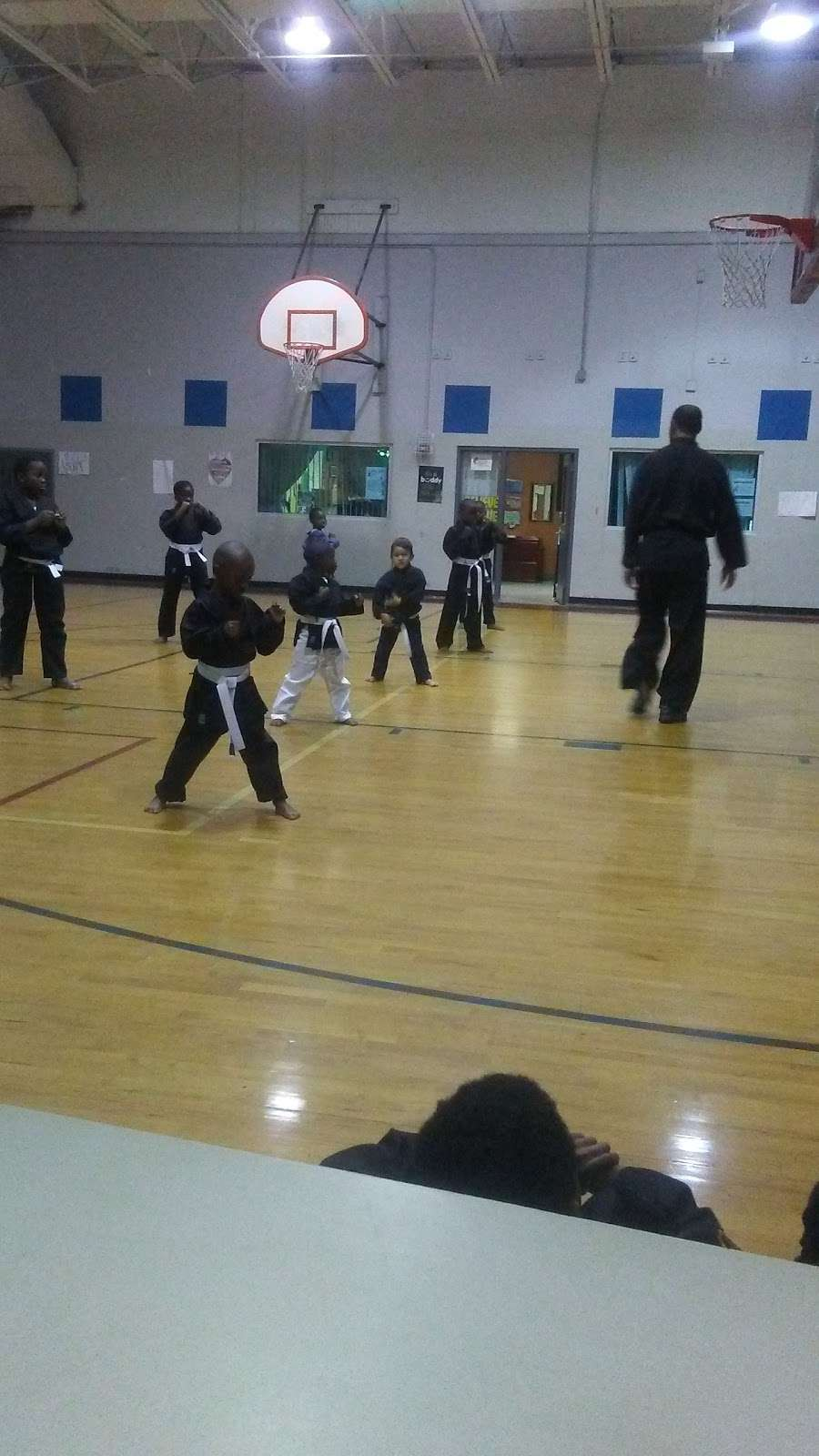 Washington Park Community Center - gym  | Photo 1 of 1 | Address: 5199 Pembroke Rd, Hollywood, FL 33021, USA | Phone: (954) 967-4240