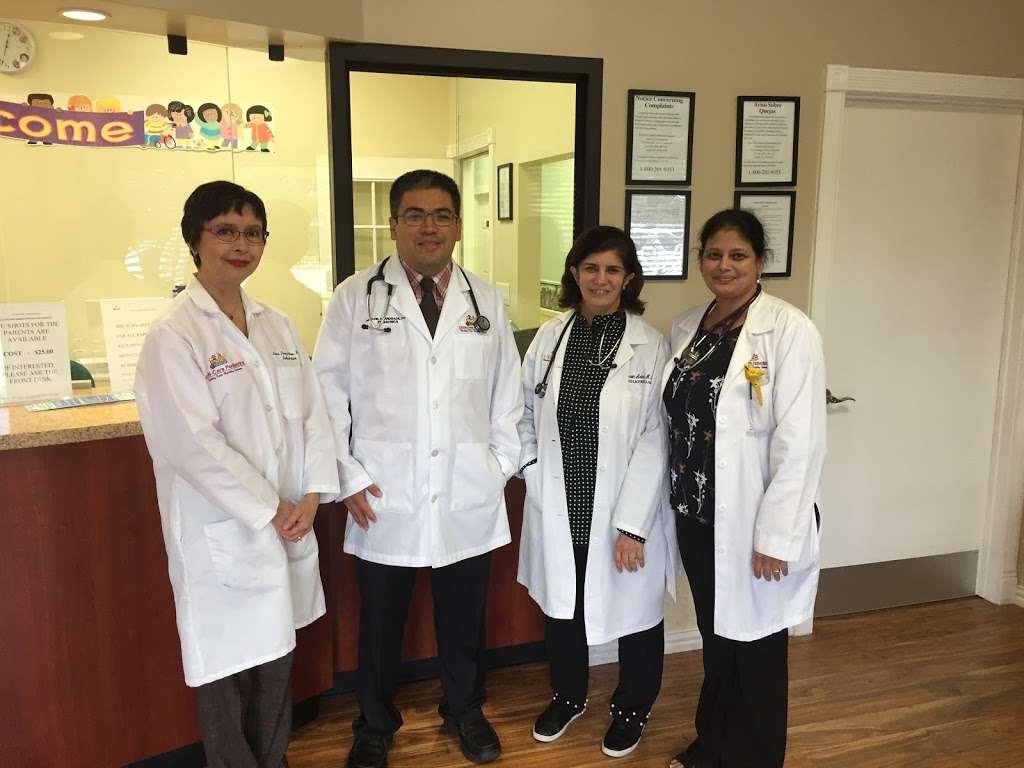 Luv N Care Pediatrics: AMBREEN ASLAM, M.D., ANNA PEREZ-SILVA, M. - doctor  | Photo 2 of 10 | Address: 11811 Fallbrook Dr b, Houston, TX 77065, USA | Phone: (832) 237-8882