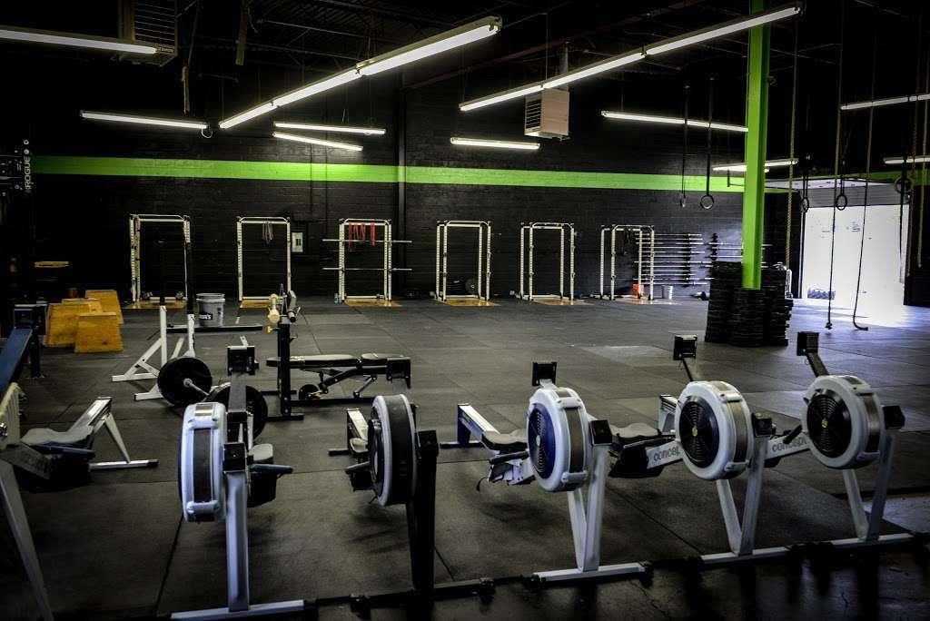 CrossFit A.C.T. - gym    Photo 4 of 10   Address: 399 Main St, Lodi, NJ 07644, USA   Phone: (201) 916-9130