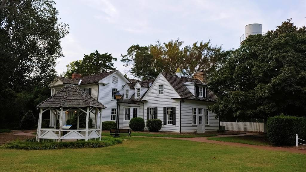 Historic Oak View County Park - park  | Photo 4 of 8 | Address: 4028 Carya Dr, Raleigh, NC 27610, USA | Phone: (919) 250-1013
