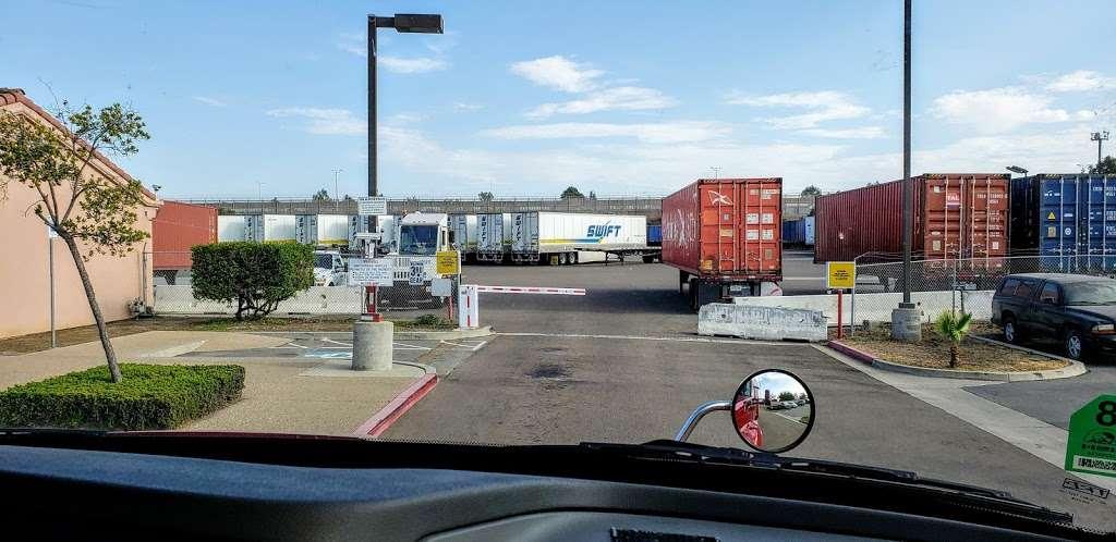 Swift Transportation - Otay Mesa Terminal - moving company    Photo 1 of 10   Address: 6933 Calle De Linea, San Diego, CA 92154, USA   Phone: (800) 396-1987