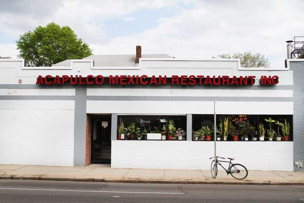Acapulco Restaurant - restaurant  | Photo 3 of 10 | Address: 464 Centre St, Jamaica Plain, MA 02130, USA | Phone: (617) 524-4328