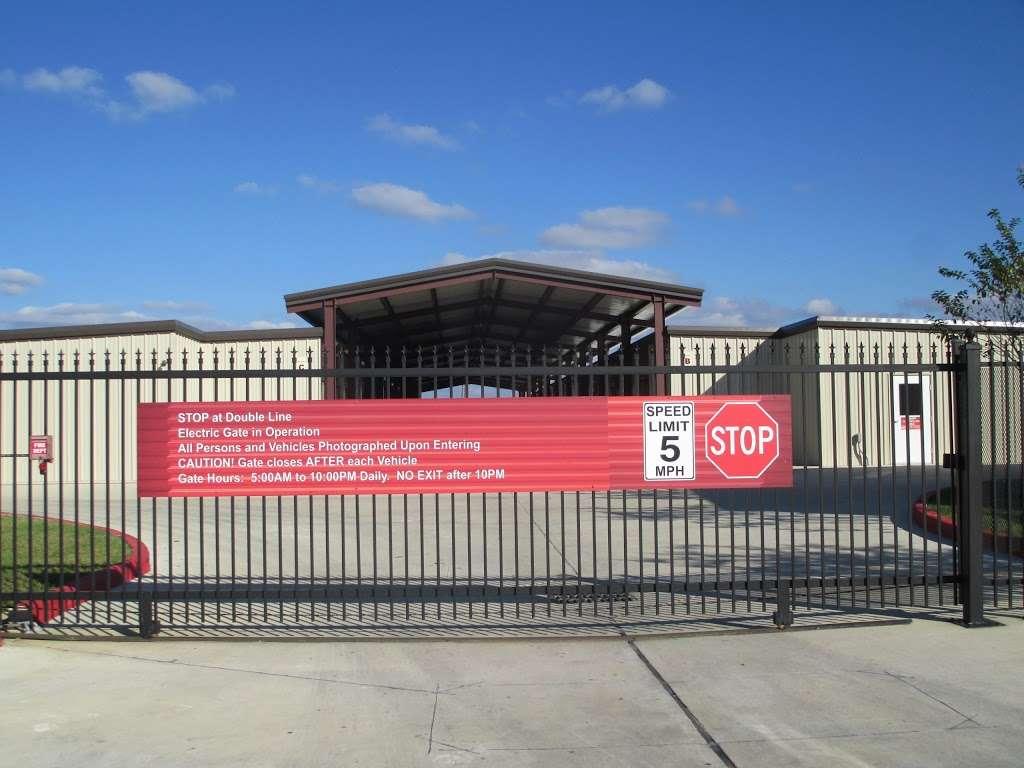 Klein Krimmel Self Storage, 20 Farm to Market 20, Spring, TX ...