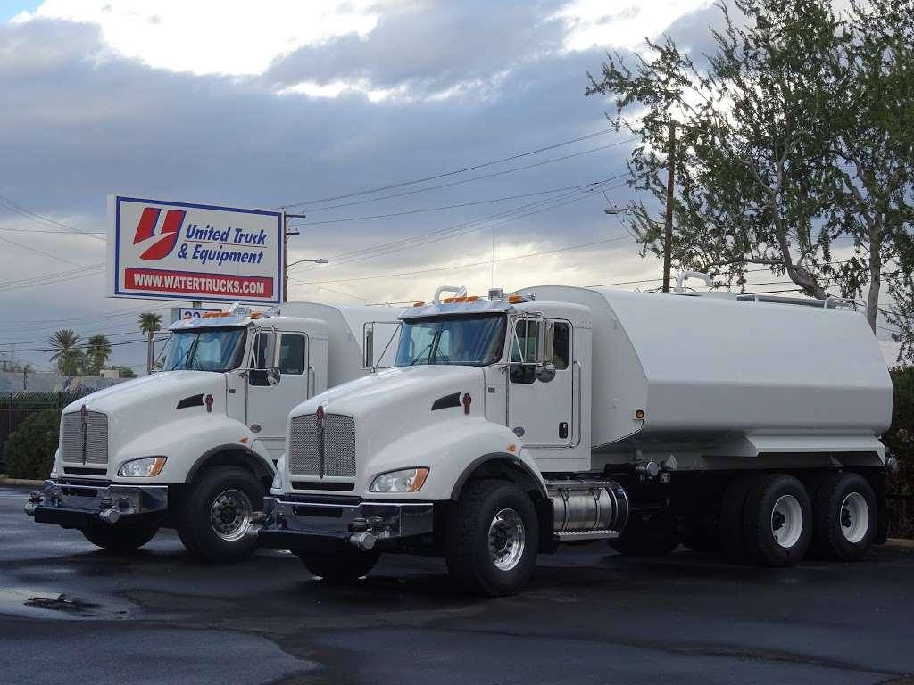 United Truck & Equipment, Inc. - store  | Photo 1 of 10 | Address: 2045 W Buckeye Rd, Phoenix, AZ 85009, USA | Phone: (602) 253-7739