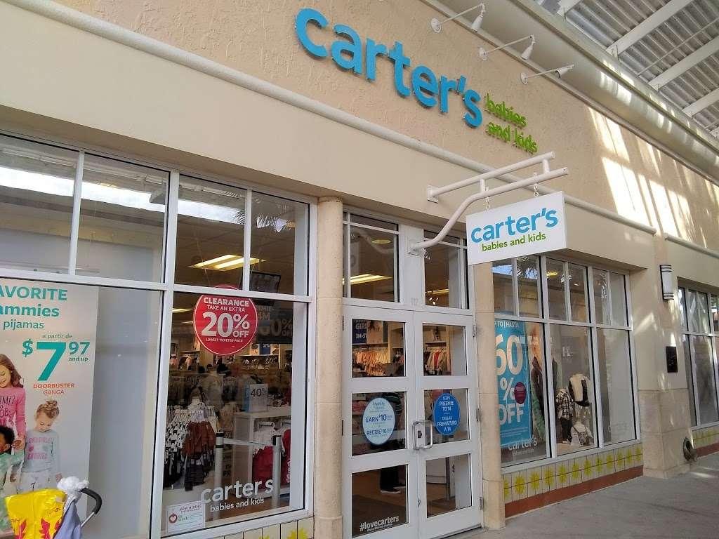 Carters - shoe store  | Photo 2 of 10 | Address: 8200 Vineland Ave #1112, Orlando, FL 32821, USA | Phone: (407) 477-0472