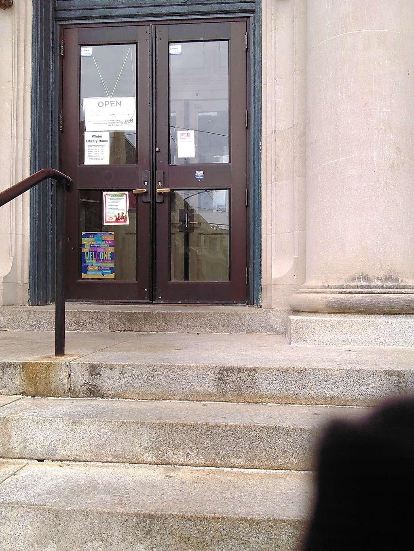 Kingsessing Library - library  | Photo 5 of 8 | Address: 1201 S 51st St, Philadelphia, PA 19143, USA | Phone: (215) 685-2690