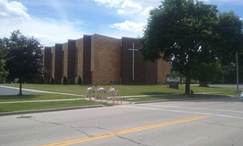Holy Trinity Lutheran Church - church  | Photo 3 of 10 | Address: 11709 W Cleveland Ave, West Allis, WI 53227, USA | Phone: (414) 321-0700
