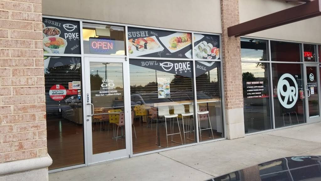 Sushi Go - meal delivery  | Photo 4 of 10 | Address: 8811 Teel Pkwy ste 130, Frisco, TX 75034, USA | Phone: (469) 294-0858