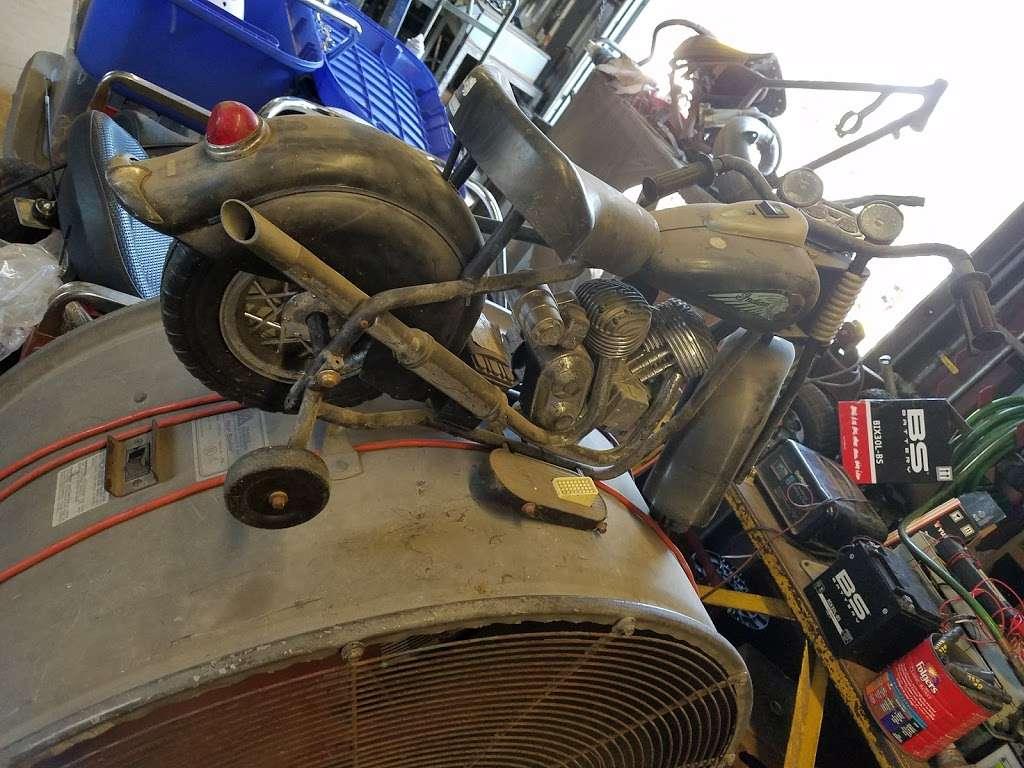 Houston Motorcycle Salvage - car repair  | Photo 1 of 5 | Address: 3317 Red Bluff Rd, Pasadena, TX 77503, USA | Phone: (713) 472-0045