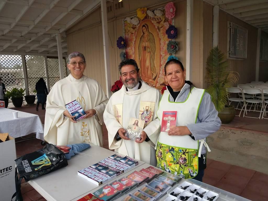 MISION CRISTO REY - church    Photo 9 of 10   Address: 14515 Blaine Ave, Bellflower, CA 90706, USA   Phone: (424) 785-5657