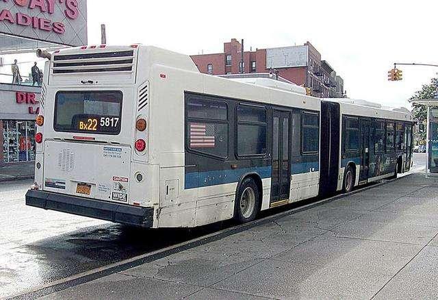 Valentine Avenue & East Fordham Road - transit station  | Photo 6 of 10 | Address: The Bronx, NY 10458, USA
