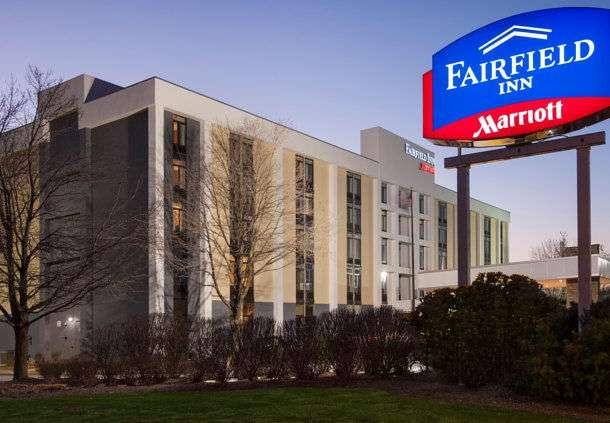Fairfield Inn by Marriott East Rutherford Meadowlands - lodging  | Photo 1 of 10 | Address: 850 Paterson Plank Rd, East Rutherford, NJ 07073, USA | Phone: (201) 507-5222