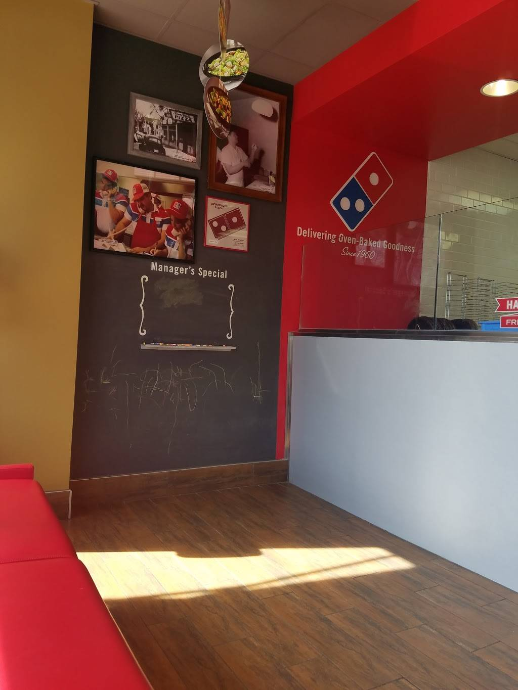 Dominos Pizza - meal delivery  | Photo 3 of 10 | Address: 4237 Louisburg Rd, Raleigh, NC 27604, USA | Phone: (919) 872-7222