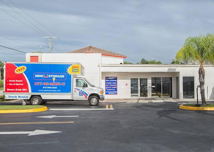 Mini U Storage - storage  | Photo 4 of 10 | Address: 3546 W New Haven Ave, Melbourne, FL 32904, USA | Phone: (321) 725-9926