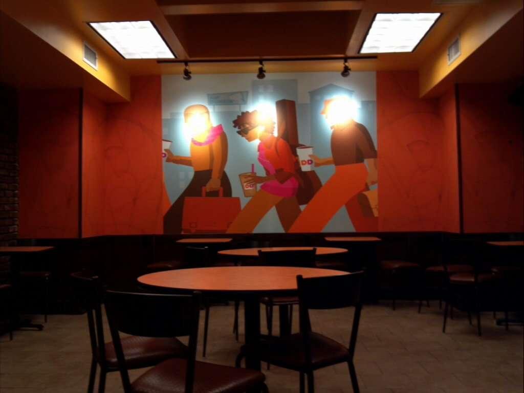 Dunkin Donuts - cafe  | Photo 8 of 10 | Address: 306 7th Ave, Brooklyn, NY 11215, USA | Phone: (347) 529-5253